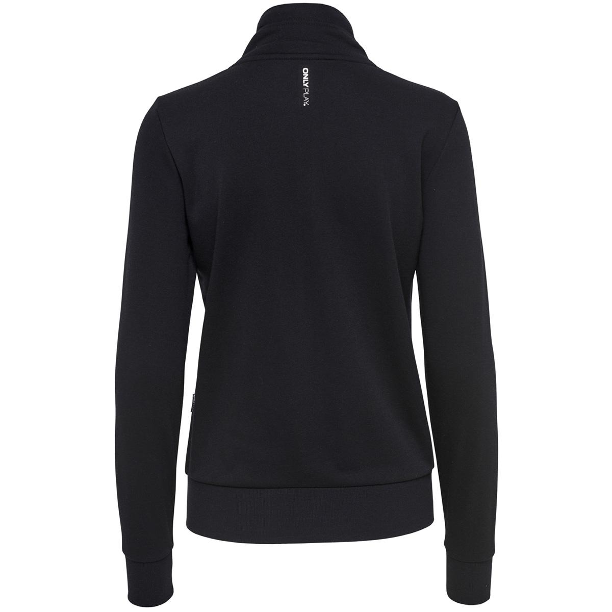 onpelina high neck sweat - opus 15167775 only play sport vest black