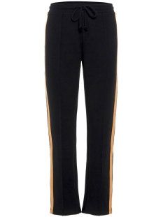 Vero Moda Broek VMGINA TRACK PANTS VMA 10209681 Black/TWO COLORE
