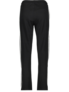 vmgina track pants vma 10209681 vero moda broek black/two colore