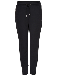 Only Play Sport broek onpISABELLA LOOSE SWEAT PANTS 15165935 Black/W. SILVER