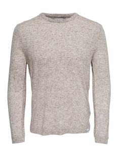 Only & Sons Trui onsFLEX 12 LINEN CREW NECK KNIT 22009304 Rose Taupe
