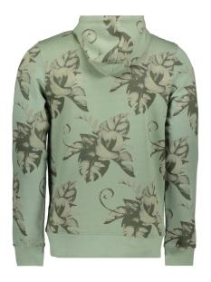 jorsuperior sweat hood 12155841 jack & jones sweater green bay/slim