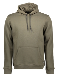 Cars sweater KIMAR HOOD SW 4037919 ARMY