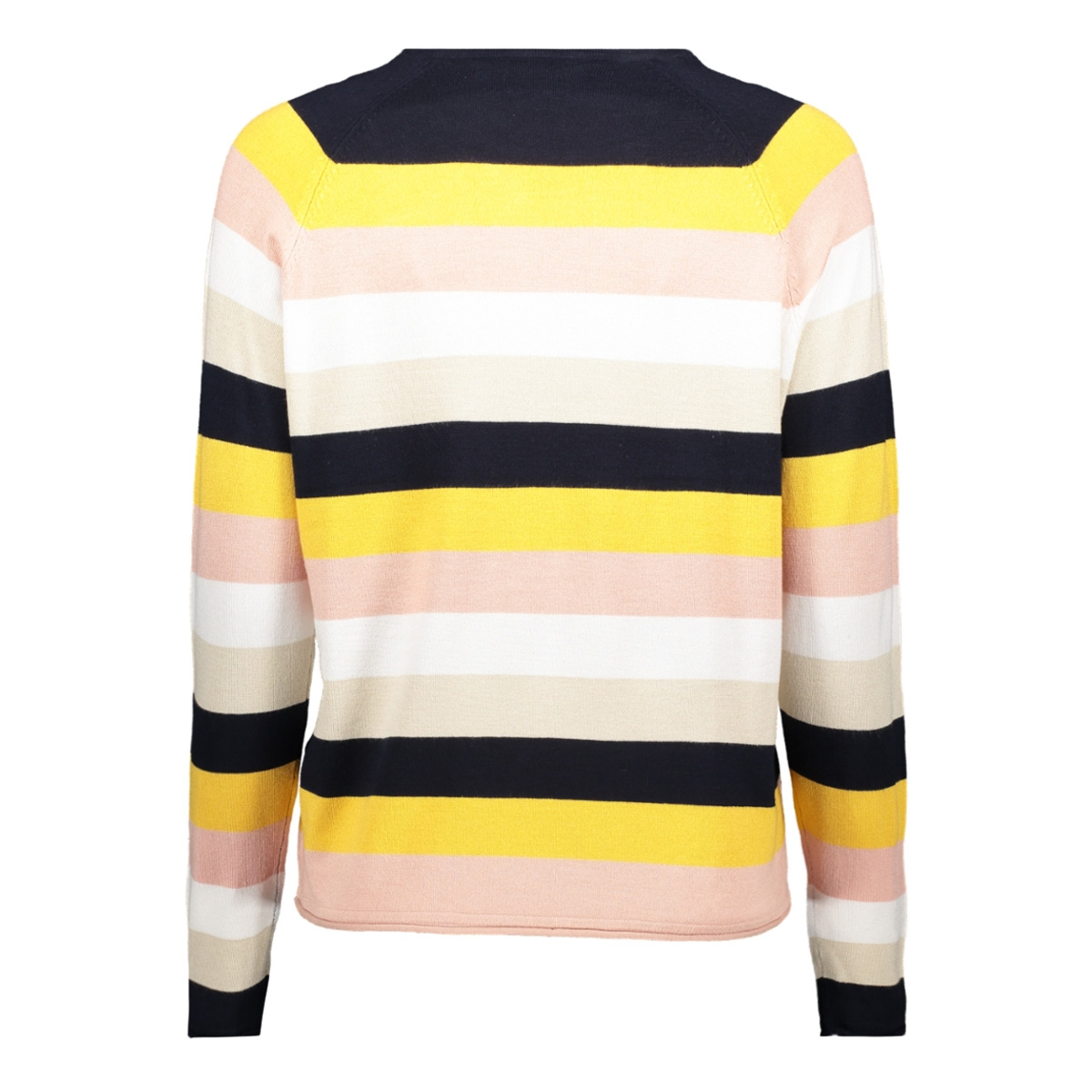 onlteresa l/s pullover knt 15170602 only trui night sky/ yolk yellow