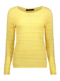 Vero Moda T-shirt VMMONTANA LS BLOUSE REP2 10211141 Yarrow