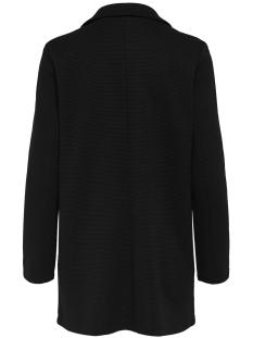 jdyfrilla l/s open jacket jrs 15173885 jacqueline de yong jas black