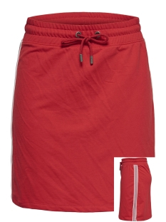 Only Rok onlPIL SHORT SKIRT CS SWT 15174192 Mars Red
