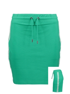Only Rok onlPIL SHORT SKIRT CS SWT 15174192 Simply Green
