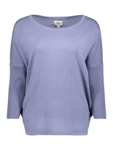 knit blouse w rib a2561 saint tropez trui 9340