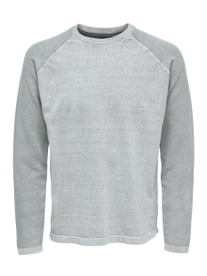 onswincent 12 mix knit 22012112 only & sons trui griffin