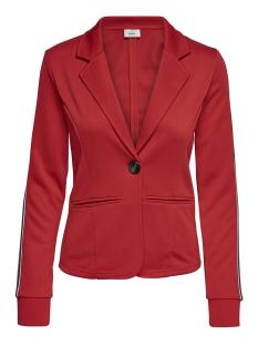 onlingrid l/s blazer swt 15176749 only blazer high risk red/tape black