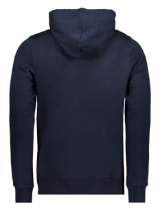 jorstave sweat hood 12163141 jack & jones sweater total eclipse