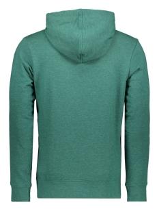 jcotilly sweat hood 12148661 jack & jones sweater evergreen