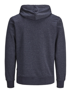 jcotilly sweat hood 12148661 jack & jones trui maritime blue