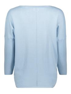 knit blouse w rib a2561 saint tropez trui 9335