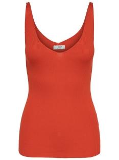 Jacqueline de Yong Top JDYANASTASIA S/L TOP KNT 15176736 Orange.Com