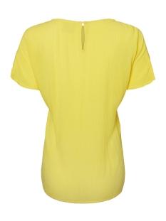 mloline ss woven top 20010162 mama-licious positie shirt lemon zeist