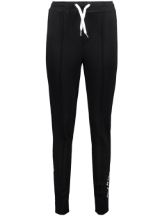 Only Play Sport broek ONPJOYCE HW TIGHT SWEAT PANTS 15175669 Black/W. WHITE