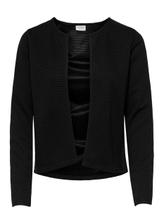 Jacqueline de Yong Vest JDYSAGA L/S SHORT CARDIGAN NOOS JRS 15180616 Black