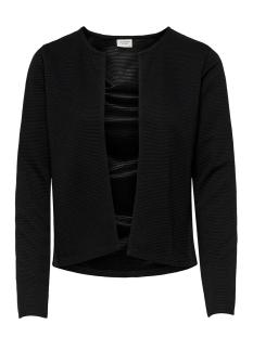 jdysaga l/s short cardigan noos jrs 15180616 jacqueline de yong vest black