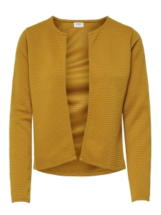 Only Vest JDYSAGA L/S SHORT CARDIGAN NOOS JRS 15180616 Harvest Gold