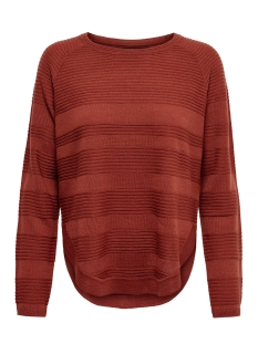 Only Trui onlCAVIAR L/S PULLOVER KNT NOOS 15141866 Picante
