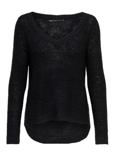 Only Trui ONLGEENA L/S V-NECK PULLOVER KNT 15175267 Black