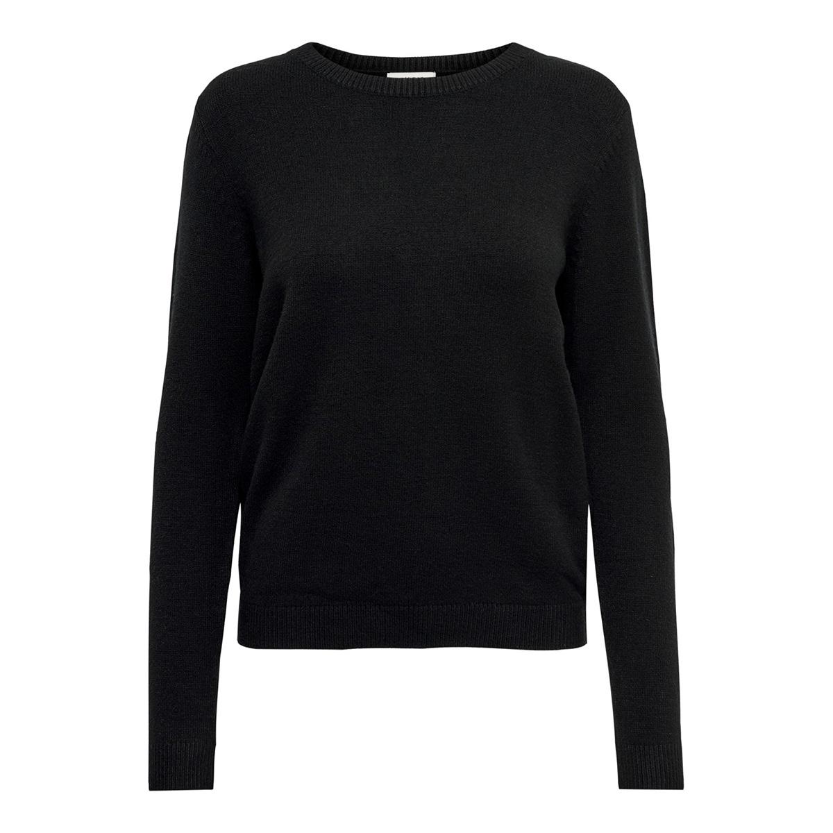 jdymarco l/s pullover knt noos 15185762 jacqueline de yong trui black