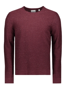 Only & Sons Trui ONSDIAN 12 NAPS CREW NECK KNIT Zinfandel