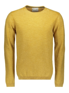 knitted pullover 92230702 no-excess trui 074 ocre