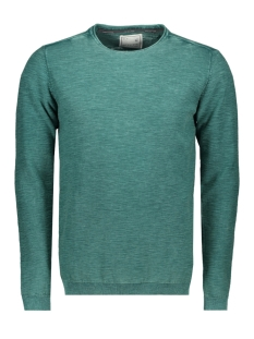 NO-EXCESS Trui KNITTED PULLOVER 92230702 153 Pacific