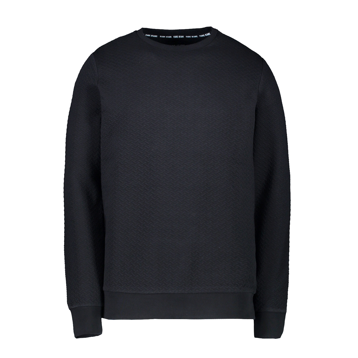 boss sw 4283001 cars sweater black