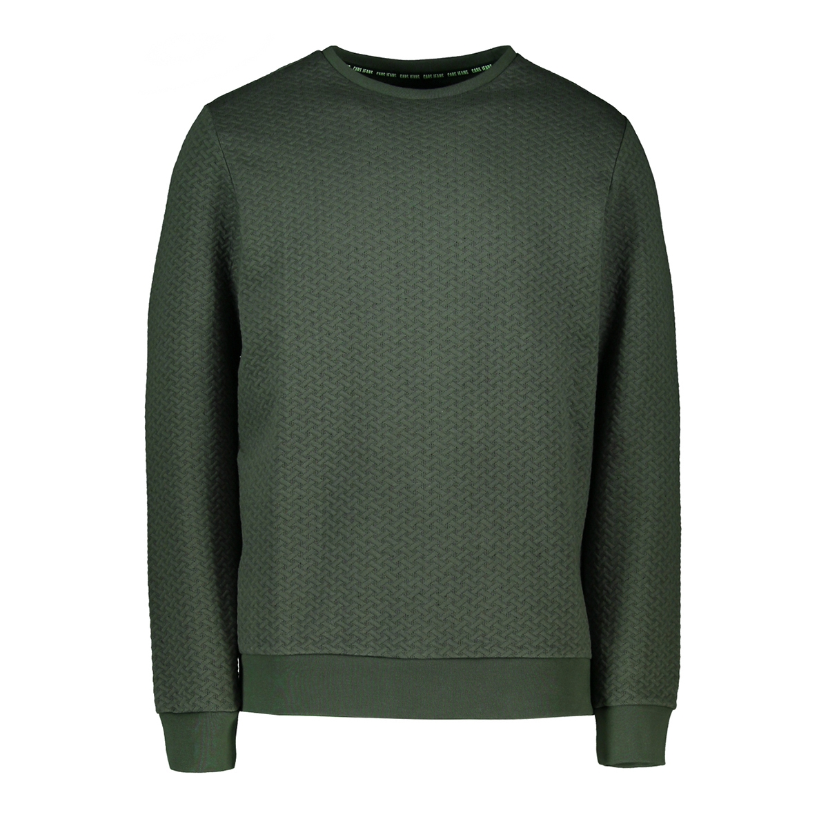 boss sw 4283019 cars sweater army
