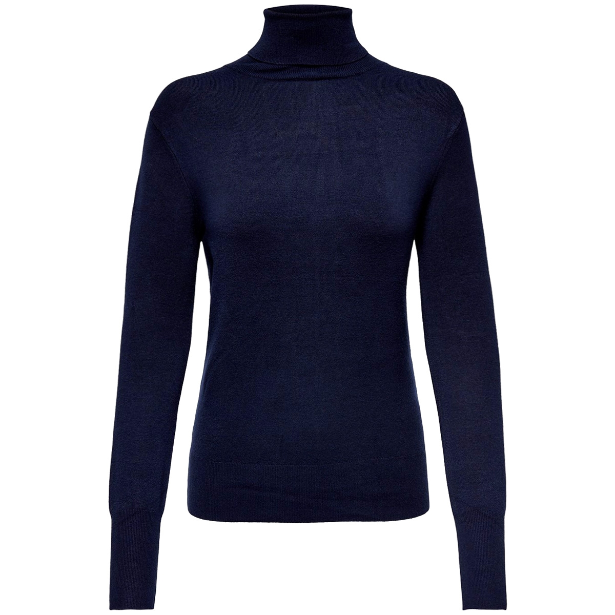 onlvenice l/s rollneck pullover knt 15183772 only trui night sky