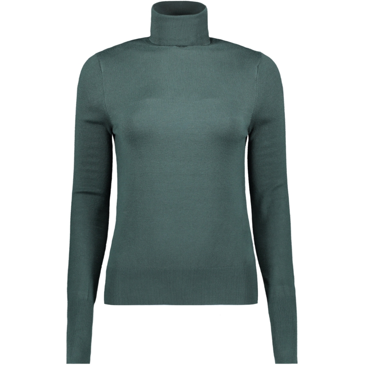 onlvenice l/s rollneck pullover knt 15183772 only trui green gables