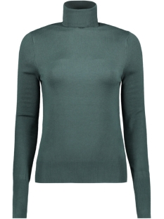 Only Trui ONLVENICE L/S ROLLNECK PULLOVER KNT 15183772 Green Gables