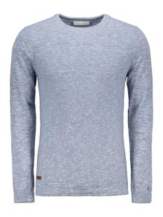 cotton melange knit pullover ckw195401 cast iron trui 5300