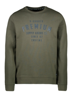 Cars sweater HERALD SW 4331019 ARMY