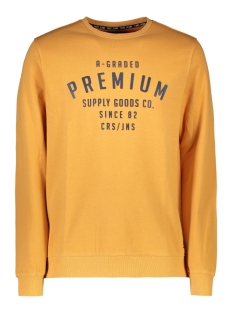 Cars sweater HERALD SW 4331029 OCRE