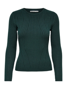 Only Trui ONLNATALIA L/S RIB PULLOVER KNT NOOS 15169458 Green Gables