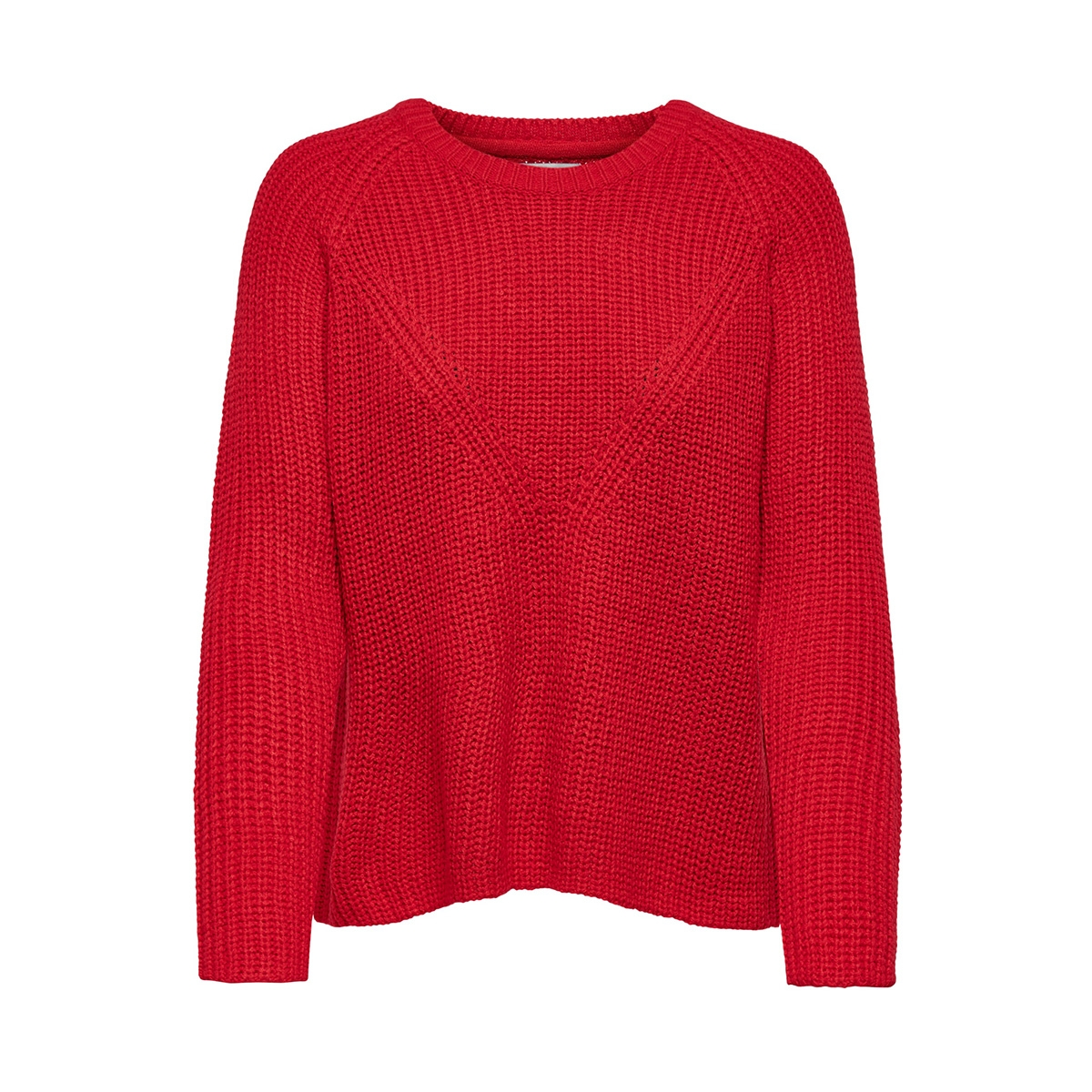 jdyjusty 7/8 noos pullover knt 15154667 jacqueline de yong trui goji berry