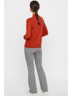 pckalissa ls high neck knit noos 17093409 pieces trui picante