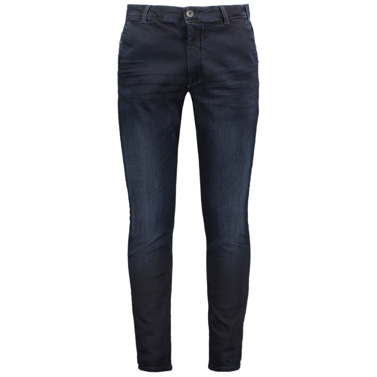 nero chino 670 garcia jeans dark used 8247