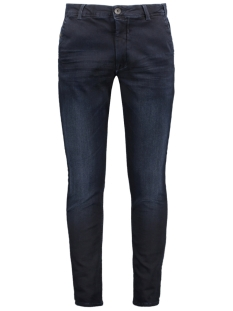 Garcia Jeans NERO CHINO 670 DARK USED 8247