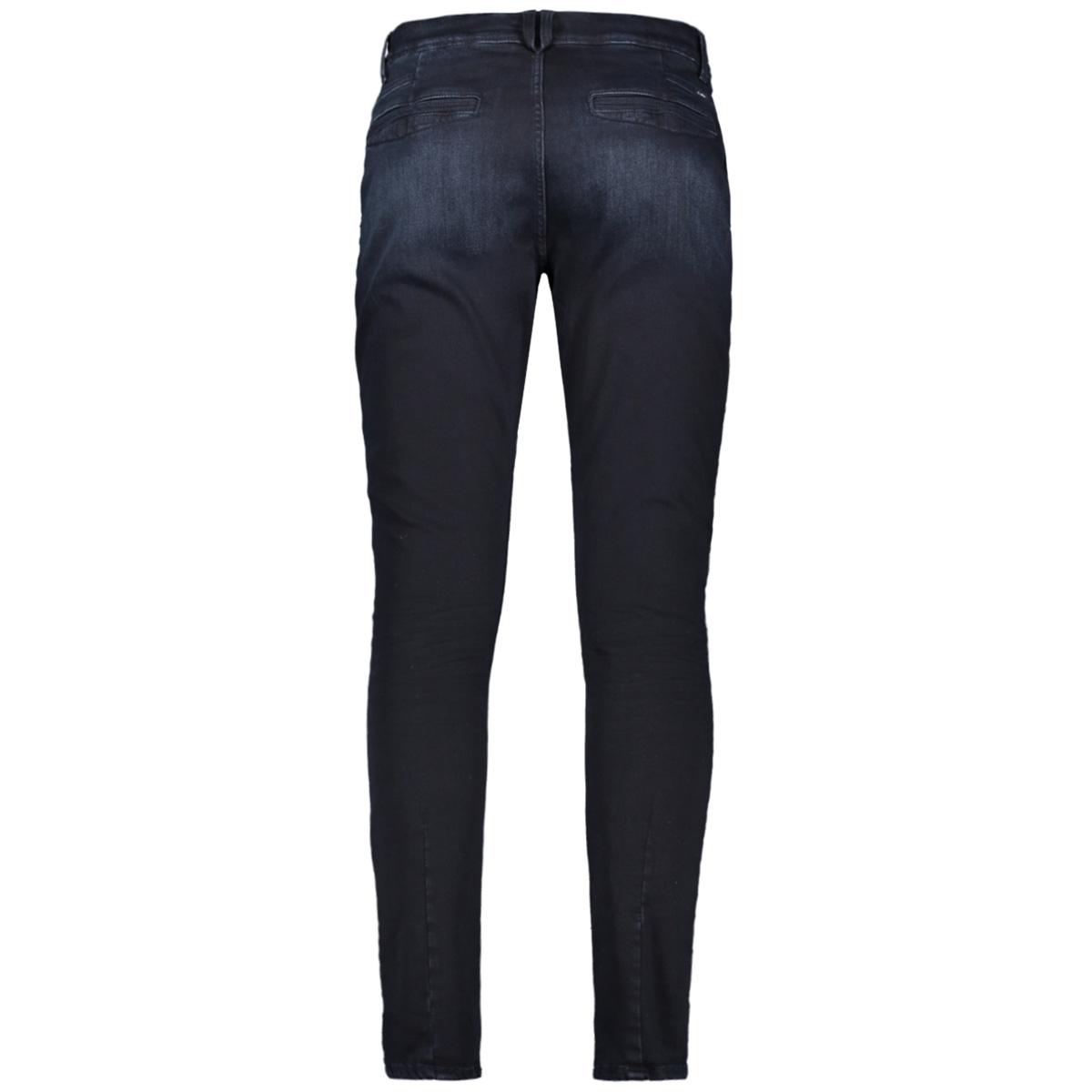 nero chino 670 garcia jeans dark used 8247