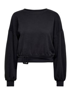 ONLTIRI L/S O-NECK SWT 15190629 Black