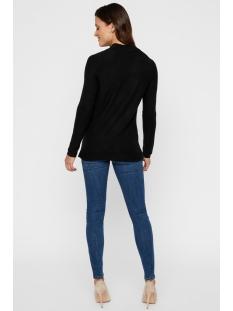 vmbobbie ls highneck blouse color 10208398 vero moda trui black
