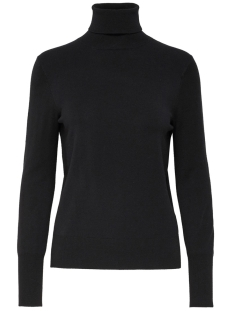 Only Trui ONLVENICE L/S ROLLNECK PULLOVER KNT 15183772 Black