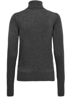 onlvenice l/s rollneck pullover knt 15183772 only t-shirt dark grey melange