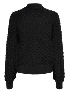 onlgillie l/s structure pullover kn 15188556 only trui black